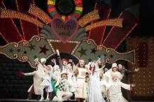 福田組ミュージカル ゲネプロ写真が到着 『アーサー王と円卓の騎士』をモチーフもパロディ連発