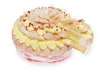 1月22日&23日の2日間限定。カフェコムサから『ショートケーキの日』にちなんだ2つのケーキが登場します