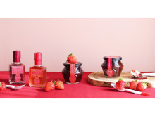 いちごを堪能!「メゾンブレモンド1830」バレンタインキャンペーン開催中