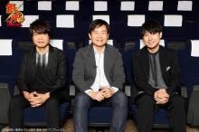 千葉進歩・中井和哉・鈴村健一、「銀魂」愛を語ったインタビュー公開
