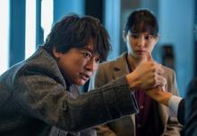 香取慎吾主演ドラマ『アノニマス』125秒予告動画を公開