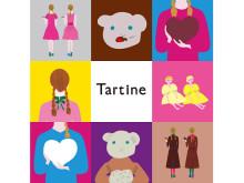 タルト菓子専門店「Tartine」がバレンタインサイトを期間限定OPEN