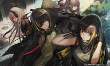 ゲーム『ドールズフロントライン』TVアニメ化決定 制作は旭プロダクション