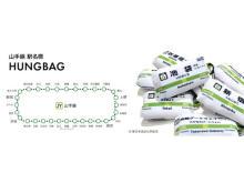 山手線全30駅!携帯しやすい駅名標デザインの極小エコバッグ発売