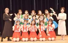 市井紗耶香プロデュース・PATI PATI CANDY...☆、お披露目イベント開催 市井がエール「世界のアイドルに」