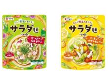 野菜不足が気になる人へ!おうちランチの救世主「サラダ麺つゆ」新発売