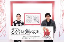 武井咲、神谷薫と寄り添った10年間「共存していました」
