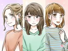 干支で占う・30代以降「さらにモテちゃう♡」大人女子TOP5