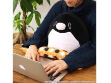 在宅ワーク疲れの癒しに!人気作品『テイコウペンギン』のアームレストが登場
