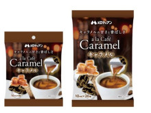 濃厚キャラメルの味わいが楽しめるポーション「アラカフェキャラメル」発売
