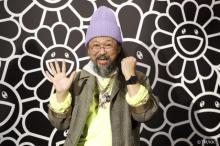ウブロ×日本人アーティストが初コラボ 村上隆「こんなに興奮することは稀です」