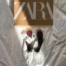 【ZARA】見つけたら超ラッキー!1,990円にまで安くなったリアルレザーシューズは履くだけでこなれ感たっぷり