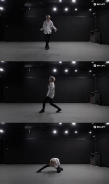 ENHYPEN・NI-KI、BTS「Lie」ダンスカバー映像が100万ビュー突破「いい経験になりました」