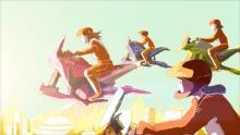 乃木坂46初のアニメ版MV公開 『映像研』原作・大童澄瞳氏がストーリー・原画担当