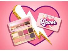 バレンタインにぴったり!ピンクカラーが詰まったミニアイシャドウパレット