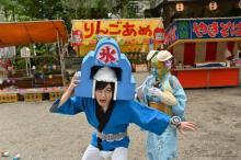 劇場版『キラメイジャー』衣装写真が解禁 瀬奈のウエディングドレス&小夜の浴衣&時雨の頭かき氷機