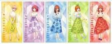 『五等分の花嫁』描き下ろしグッズ販売へ テーマは「フルーツスカート」