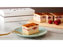 罪悪感のないチーズケーキ「&CHEESE」にバレンタイン限定フレーバーが登場
