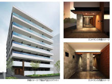 ニューノーマルな生活に対応した都市型賃貸マンション「LIGNO‐C」誕生