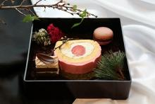 SNS投稿でとってもオトクに。「日本庭園×春」をイメージしたアフタヌーンティーでお花見気分を楽しんじゃお