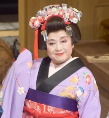 66歳・渡辺えり、20代の箱入り娘役に恐縮 八嶋智人と絶妙なかけあい