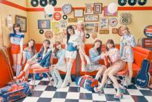 NiziU、4・7に2ndシングル発売 コカ・コーラ&ソフトバンクCM曲のダブルAサイド