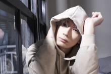 """江口拓也、雑誌撮影の前日""""髪染め""""で気合い 「キレイな染まり具合を見ていただける」"""