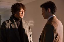 香取慎吾主演『アノニマス』第2話 デマが拡散して苦しむ女性が登場