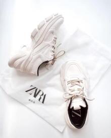 もはやスニーカーはZARAが最強説。今すぐ履きたいハイセンスで履き心地も◎なお手ごろ価格のスニーカー4選