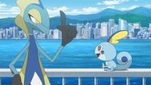 アニメ『ポケモン』人気のインテレオン初登場、多彩な攻撃披露 トレーナー役は福地桃子