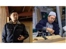 伝統工芸職人が熱く語り合うライブ番組「Bar KO-BO」新回&アーカイブ配信