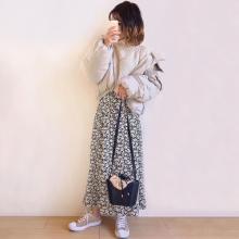 【今週なに着る?】東京は15度近くまで上がって暖かい日も。春の先取りは意外とスカートからが始めやすい!
