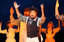 市村正親、主演ミュージカル上演に喜び「初日を迎えられたことが本当にうれしい」