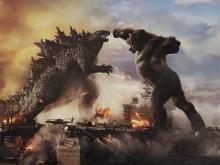 小栗旬ハリウッドデビュー作『ゴジラVSコング』5・14公開 日本版予告映像も解禁