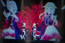 VTuber・HIMEHINA、最初で最後の『藍の華』ライブ ファンに感謝「ほんとにほんとにありがとう!」