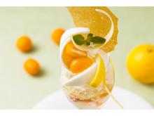 南国・宮崎のフルーツを使用!輝く太陽を思わせる春の新作パフェが発売中