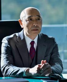 高橋克実、『アノニマス』後半から参戦 香取慎吾とドラマ初共演