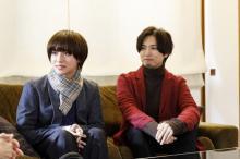 桐山漣&ゆうたろう『青ヴァン』 井口昇監督「新しいヴァンパイア像を楽しんで」