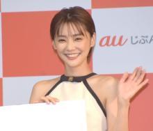 倉科カナ、デビュー1年目の写真に照れ JOY「めちゃくちゃかわいいじゃん!」