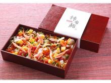 """ひな祭りに!「柿家鮨」から華やかな彩りの""""特製ばら寿司""""2種が登場"""