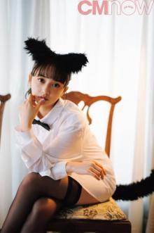 小宮有紗、文学的な猫になりきり 『吾輩は猫である』恋模様を一人二役で表現