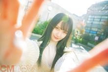 """""""顔面国宝""""NMB48のビジュアルエース山本望叶、圧倒的な美しさで魅了"""