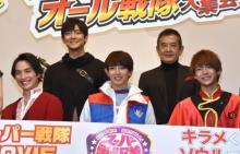 アカレンジャー・誠直也、受け継がれるスーパー戦隊の意思に感慨「バトンタッチができている」