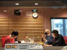 ダウンタウン、33年ぶり2人そろってニッポン放送 和田アキ子の質問に松本人志が絶句