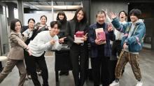 亀梨和也、『レッドアイズ』撮影現場で松下奈緒&木村祐一の誕生日祝福