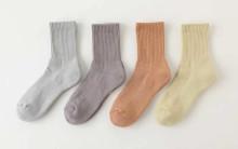 Tabioから廃棄食材を染料に使用した靴下が登場。環境にやさしくておしゃれが楽しめるってちょっといいかも