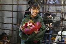 芳根京子『きみセカ』撮了 哀しくも幸せな最期に満足「すごくすてきなシーンになった」