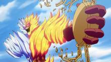 『ダイの大冒険』フレイザード、決死の秘技・弾岩爆花散を放つ 【第19話】