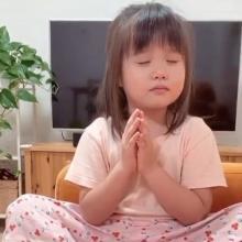 """""""おうち時間""""で有り余る6才娘のエネルギー… 叱ってばかりの母が見出した「瞑想」伝授が効果てきめん"""
