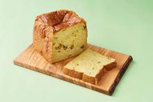 """もっちりしっとりなピスタチオ尽くし。""""フィナンシェ食パン""""が人気の「hoel koe bakery」から新作パンが登場"""